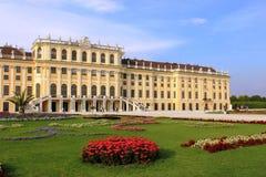 Schoenbrunnpaleis, Wenen, Oostenrijk Royalty-vrije Stock Foto's
