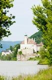 Schoenbuehel Castle Stock Photo