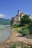 Schoenbuehel castle in the wachau Royalty Free Stock Image