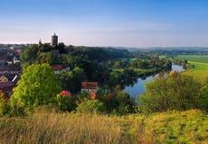 Schoenburg Naumburg Royalty Free Stock Photo