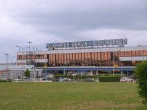 Schoenefeld-Flughafen Berlin Stockbild