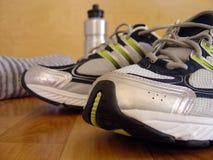 Schoenen 1 van de sport royalty-vrije stock fotografie
