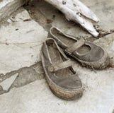 Schoenen stock foto