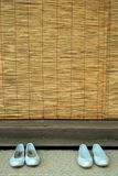 Schoenen stock fotografie