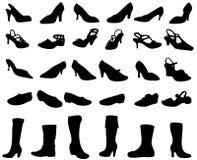 Schoenen stock illustratie
