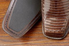 Schoenen 49 van de luxe Stock Afbeeldingen