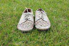 Schoenen Royalty-vrije Stock Afbeelding