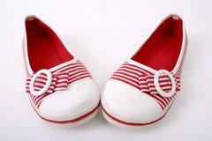 Schoenen Royalty-vrije Stock Afbeeldingen
