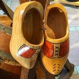 Schoenen in Amsterdam stock fotografie
