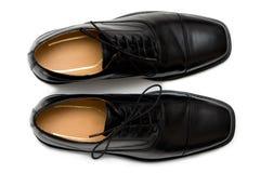 Schoenen. De schoenen van Mens. royalty-vrije stock afbeelding