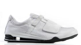 Schoenen voor geschiktheid Stock Foto's