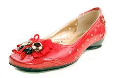 Schoenen voor vrouwen Stock Afbeelding