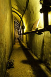 Schoenenbourg fort Zdjęcia Royalty Free