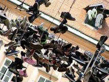 Schoenenfestival Stock Afbeelding