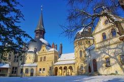 Schoenfeld palace Royalty Free Stock Photo