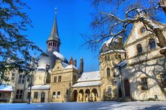 Schoenfeld palace Stock Image