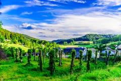 Schoenfels, Luxemburgo Fotos de archivo