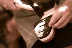 Schoenmaker Royalty-vrije Stock Afbeelding