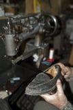 Schoenmaker Royalty-vrije Stock Afbeeldingen
