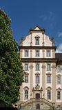 Schoental Building. Administrative building at the Cistercian abbey of Schoental in Germany Royalty Free Stock Images