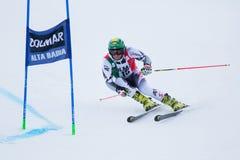 SCHOERGHOFER Philipp (AUT). Alta Badia, ITALY 22 December 2013. SCHOERGHOFER Philipp (AUT), competing in the Audi FIS Alpine Skiing World Cup MEN'S GIANT SLALOM Stock Images