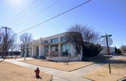 Schoettle艺术教育中心,西部孟菲斯,阿肯色 免版税图库摄影
