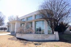 Schoettle艺术教育中心,西部孟菲斯,阿肯色 免版税库存图片
