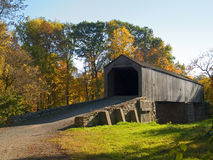 Schofield Ford Covered Bridge Stock Photography
