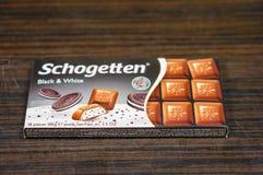 Schogetten chocolate Stock Photos