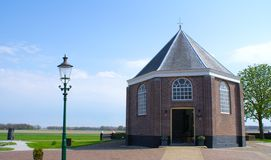 Schokland (NL) Stock Image