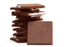 Schokolade. Stockfotografie