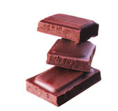 Schokolade stockbilder