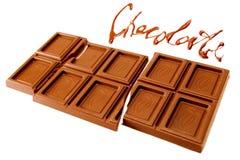 Schokolade Stockfotografie