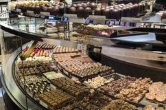 Schokolade! Stockfotos