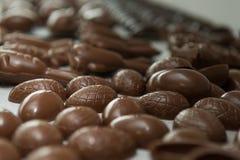 Schokolade Stockfotos