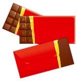Schokolade Lizenzfreie Abbildung