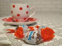 Schokolade Bons Bons Lizenzfreie Stockfotografie