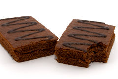 Schokolade cakes#2 Stockfotografie