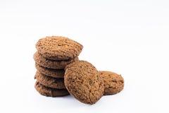 Schokolade Chip Cookie Stockfoto