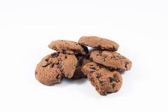 Schokolade Chip Cookie Lizenzfreie Stockbilder