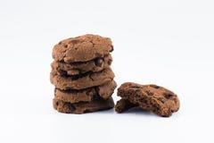 Schokolade Chip Cookie Lizenzfreie Stockfotografie
