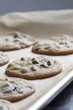 Schokolade Chip Cookies Stockfotos