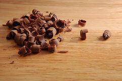 Schokolade I Lizenzfreies Stockfoto