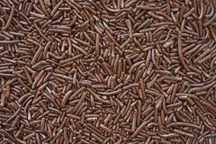Schokolade spritzen Hintergrund Stockfotos