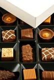 Schokoladen Stockfoto