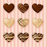 schokoladen Stockfotografie