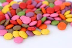 Schokoladen-Bonbons Stockfoto