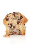 Schokoladen-Chip-Muffin lizenzfreie stockbilder