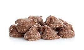 Schokoladen für Hunde Stockbild