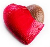 Schokoladen-Inneres Stockfotografie